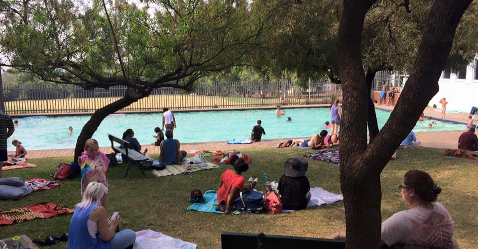 I love melville loving melville swimming pool Linden public swimming pool johannesburg
